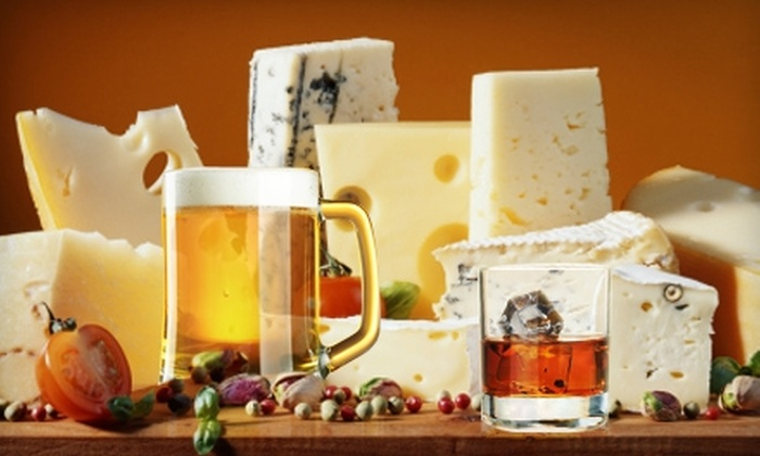 """Fromage to Yours - Lincoln Park: $18 for One Ticket to """"Kegs, Casks, & Curds"""" from Fromage to Yours ($35 Value)"""