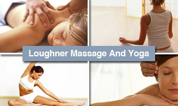Loughner Massage and Yoga - Monroeville: $40 for $80 Worth of Services and Classes at Loughner Massage and Yoga
