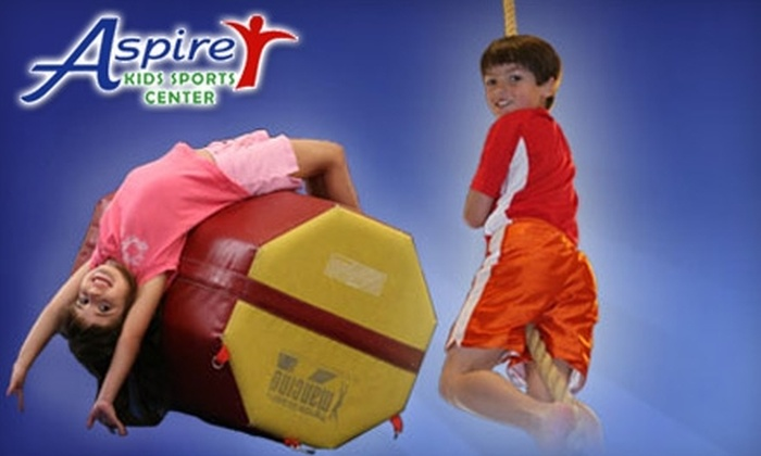 Aspire Kids Sports Center - Chandler: $55 for an Eight-Week Program at Aspire Kids Sports Center in Chandler (Up to $138 Value)