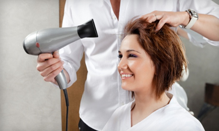 Fountain of Youth Aveda Salon Spa - Multiple Locations: $25 for $65 Toward a Haircut and Additional Salon Services at Fountain of Youth Aveda Salon Spa