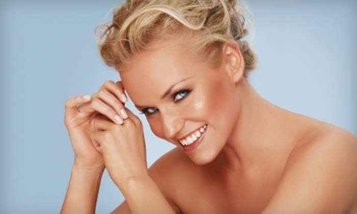 Bronzed Envy - Northwest Austin: $19 for a Full-Body Airbrush Tan at Bronzed Envy ($40 Value)