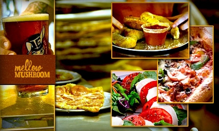 Mellow Mushroom - Carmel: $15 for $30 Worth of Pizza and More at Mellow Mushroom