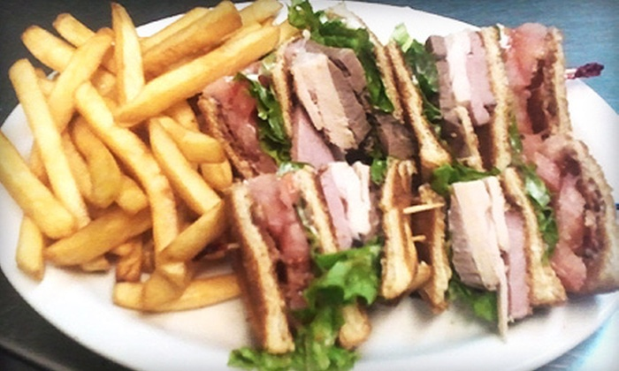 Café Perks  - Multiple Locations: $7 for $14 Worth of Breakfast and Lunch Diner Fare at Café Perks