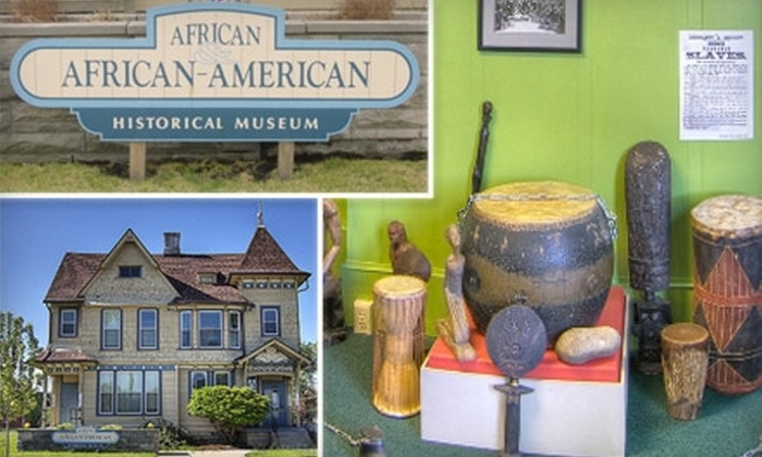 African/African-American Historical Museum - Downtown Fort Wayne: $3 for Two Admissions to the African/African-American Historical Museum (Up to $6 Value)