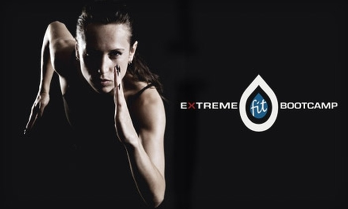 Extreme Fit Training - Chelsea: $25 for Two Weeks of Boot Camp at Extreme Fit Training