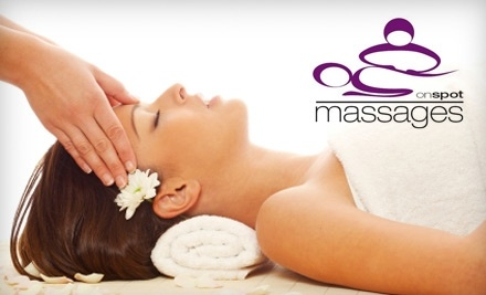 onspot massages - onspot massages in Los Angeles