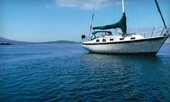 Imagine Sailing Tours - Emeryville:  $125 for a Six-Hour San Francisco Bay Sailing Cruise for Two from Imagine Sailing Tours in Emeryville (Up to $250 Value)