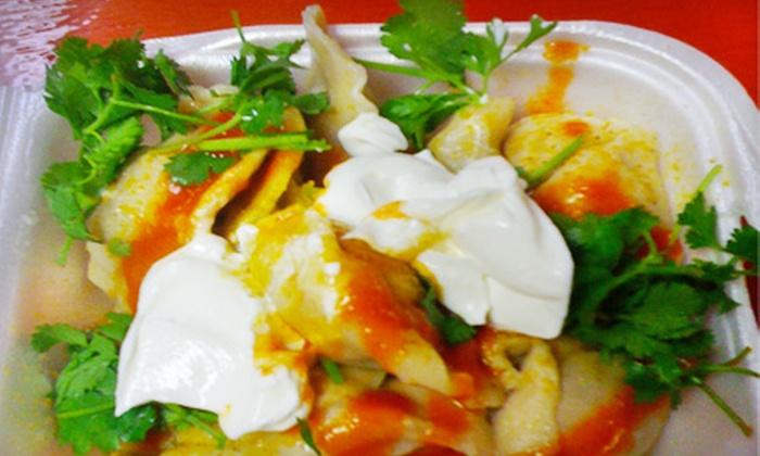 Nane's Pelmenis - Downtown: Russian Dumpling Meal for Two or Four at Nane's Pelmenis