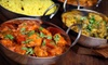 Nepal House Restaurant and Bar - Mount Vernon: Up to 68% Off Prix Fixe Indian Dinner for Two or Four at The Mughal Garden