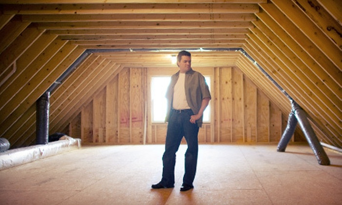 Home Energy Solutions of the Triad - Center Grove: $99 for Up to 420 Square Feet of Fiberglass or Insulation from Home Energy Solutions of the Triad (Up to $504 Value)