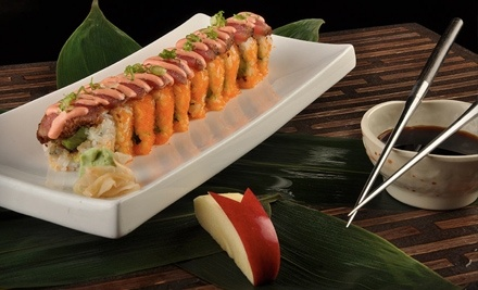 $25 Groupon to In the Raw Sushi - In the Raw Sushi in Norman