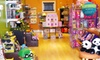 Half Off Toys or Kids' Themed Birthday Party