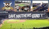Dave Matthews Band - Multiple Locations: Rooftop Ticket for Dave Matthews Band Concert. Two Dates Available.