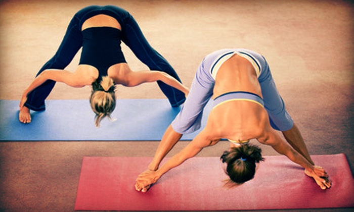 Funky Door Yoga Polk Street - Civic Center: 10, 20, or 30 Bikram Yoga Classes at Funky Door Yoga Polk Street (Up to 88% Off)