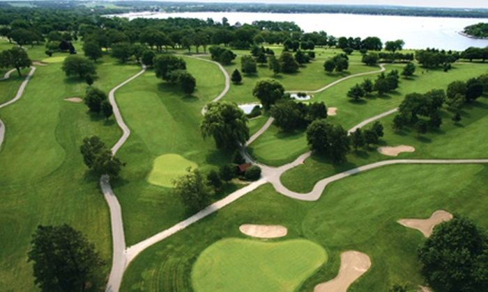 Lake Lawn Resort - Delavan: One- or Two-Night Stay for Four with Dining Credit at Lake Lawn Resort in Wisconsin