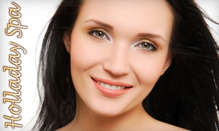 Holladay Spa - North Downtown: $40 for a 60-Minute European Facial at Holladay Spa ($80 Value)