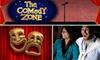 Half Off Comedy Show & American Fare in Fort Mill