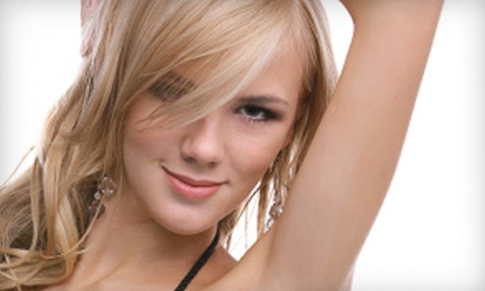 Palo Alto Laser & Skin Care - University South: $180 for Three Laser Hair-Reduction Treatments at Palo Alto Laser & Skin Care (Up to $450 Value)