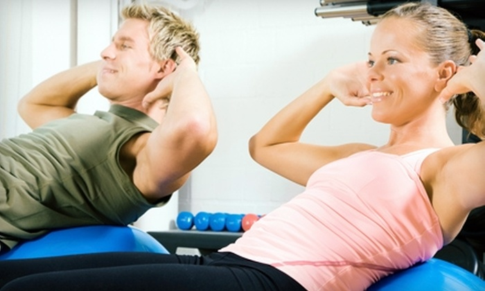 Strive Family Fit Zone - Thompsonville: $45 for a Two-Month Membership ($90 Value) or $35 for a 10-Class Pass ($75 Value) at Strive Family Fit Zone in McMurray