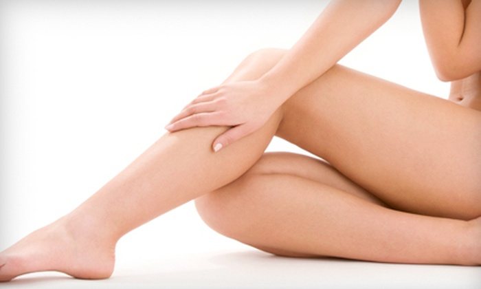 The Skin Center Medical Spa - Columbus: $199 for Three Cosmetic Spider-Vein or Varicose-Vein Treatments at The Skin Center Medical Spa in Gahanna ($1,050 Value)