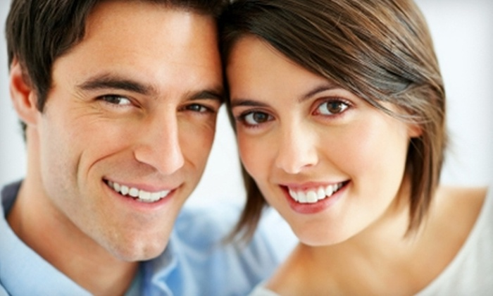 Medgaus Dental Care - Pittsburgh: $99 for a Dental Exam, X-rays, Cleaning, and Teeth-Whitening Kit at Medgaus Dental Care (Up to $375 Value)