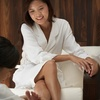 48% Off Pedicure, Haircut, and Style