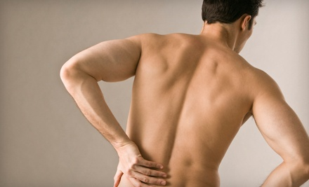 Initial Examination Package with Dr. Paul Given (a $200 total value) - King's Town Chiropractic in Kingston
