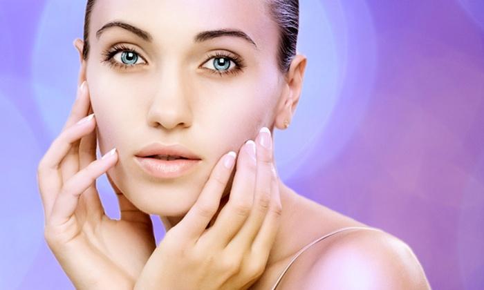 Angles Hair Salon & Day Spa - Tulsa: Hair and Skin Services at Angles Hair Salon & Day Spa. Five Options Available.