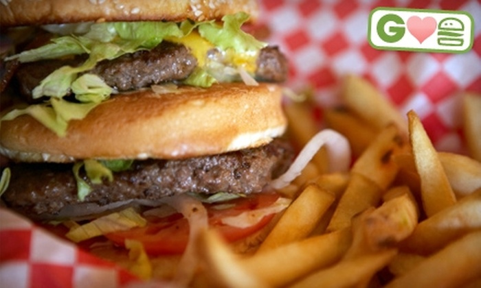 Gabby's Burgers & Fries - South Nashville: $5 for $10 Worth of Burgers, Sandwiches, and More at Gabby's Burgers & Fries