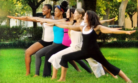 4 Yoga Classes  (a $40 value) - Sculpt Yoga and Fitness in Mobile