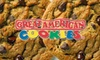 "Great American Cookies - Lubbock: $12 for a 16"" Cookie Cake from Great American Cookies ($25.99 Value)"