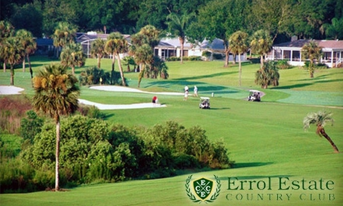Errol Estate Country Club - Errol Estates Country Club: $45 for Round of Golf for Two With Cart at Errol Estate Country Club in Apopka (Up to $90 Value)