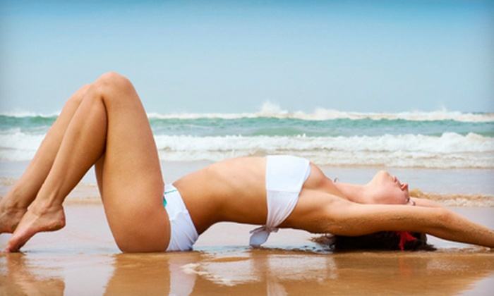 Tanfastic  - Multiple Locations: Two or Five Mystic Spray Tans at Tanfastic (Up to 68% Off)