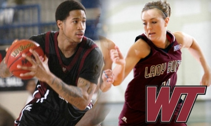 West Texas A&M - Canyon: Two Tickets to One Women's and One Men's West Texas A&M Basketball Game. Choose from Four Options.