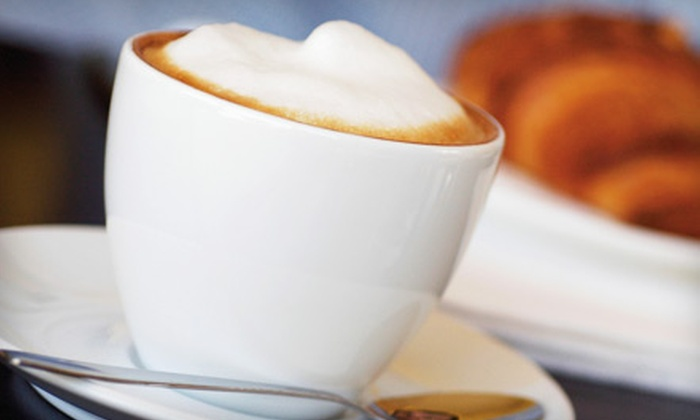 H. Souder & Son's Coffee Cabin - Grabill: $10 for a Café-Lunch Package for Two at H. Souder & Son's Coffee Cabin ($20.44 Value)