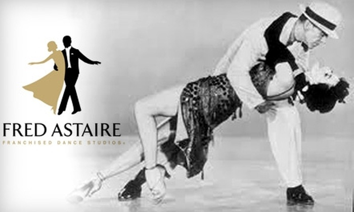 Fred Astaire Dance Studio - North Central: $25 for Your Choice of Three Private Ballroom Dance Lessons and One Group Party with Fred Astaire Dance Studio