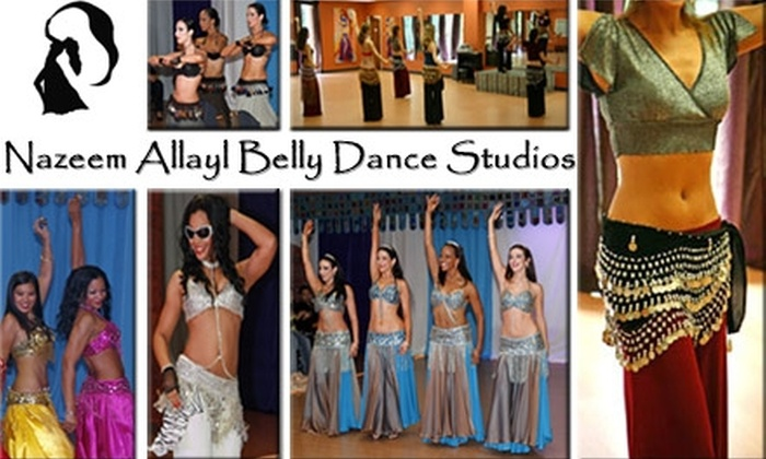 Nazeem Allayl Belly Dance Studio - Candler Park: $25 for Six Classes at Nazeem Allayl Belly Dance Studio