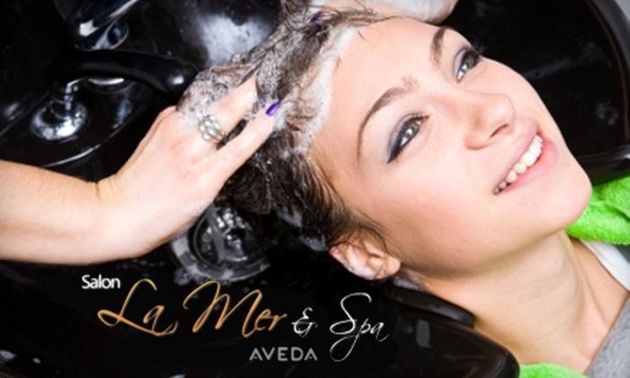 Salon La Mer & Spa - Laguna Beach: $35 Haircut, Wash, and Blow Dry at Salon La Mer & Spa ($75 Value)