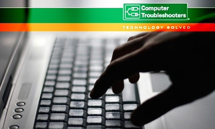 Computer Troubleshooters - Multiple Locations: $50 for a High-Tech Computer Tune-Up from Computer Troubleshooters ($109 Value)