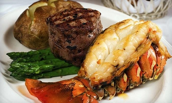 Chip's Sanibel Steakhouse - Sanibel: $25 for $50 Worth of Steak, Seafood, and Drinks at Chip's Sanibel Steakhouse