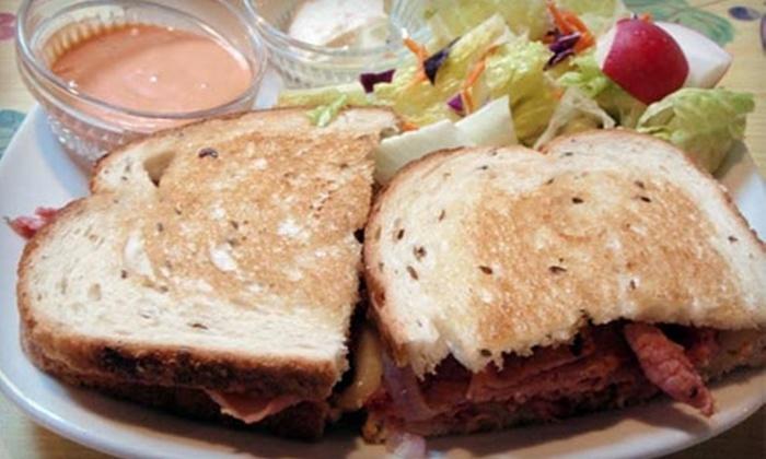Mission Mill Café - Southeast Salem: $7 for $15 Worth of Café Fare at Mission Mill Café