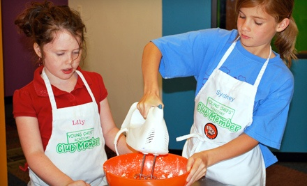 Young Chefs Academy: 1 Kids Cooking Class Up to 90 Minutes - Young Chefs Academy in Fort Worth