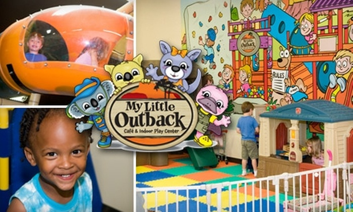 My Little Outback - Squirrel Hill South: $30 for a 10-Visit Open Play Pass (Up to $65 Value) or $49 for a One-Month Membership ($99 Value) to My Little Outback