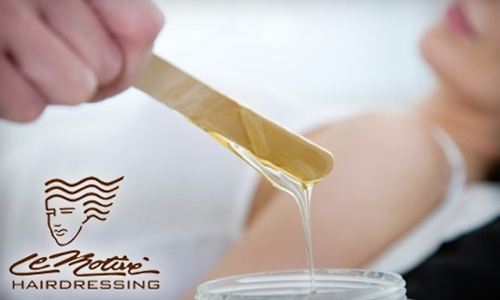 Le Motive Salon - Central Area: $30 For $60 Worth Of Waxing Services at Le Motive Salon