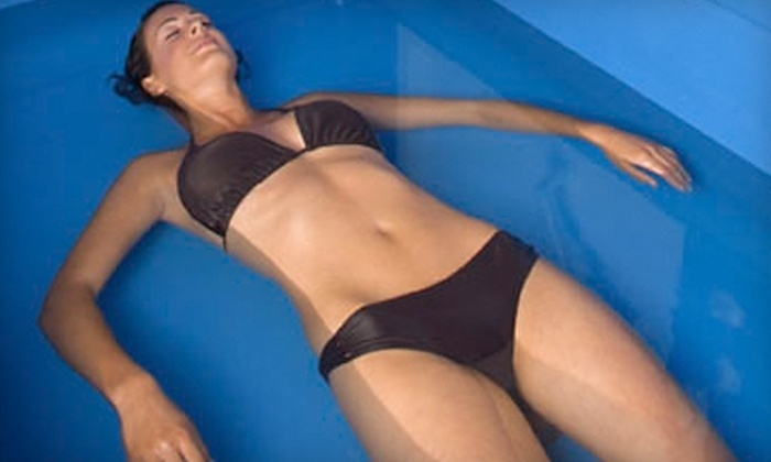 ifloatspa - Westport: $45 for a One-Hour Floatation Session at ifloatspa in Westport ($90 Value)