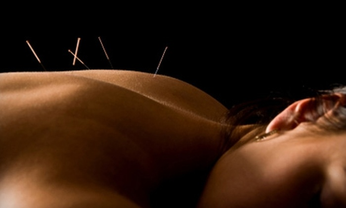 Well Balanced Acupuncture - West Eugene: $40 for a 90-Minute Acupuncture Consultation and Treatment at Well Balanced Acupuncture ($105 Value)