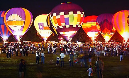 Celina Balloon Festival from Nov. 4-5: Admission Package for 2 - Celina Balloon Festival in Celina