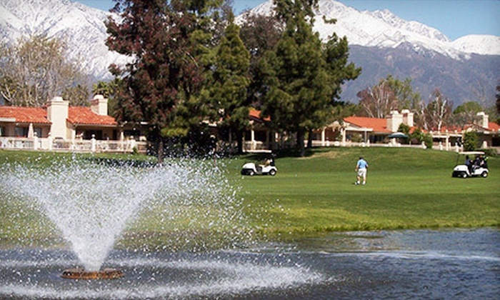 Upland Hills Country Club - Upland: $72 for Golf Package with Two Rounds of Golf and Annual Membership at Upland Hills Country Club (Up to $145.95 Value)