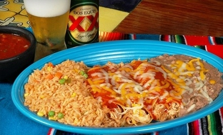 $25 Groupon to Maria Bonita Mexican & Cuban Restaurant - Maria Bonita Mexican & Cuban Restaurant in Orlando