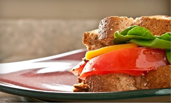 The Fresh Cafe - Raleigh / Durham: $10 for $20 Worth of Locally Sourced Fare at The Fresh Cafe